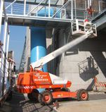 Nacelle télescopique 14.80m diesel 4x4 Snorkel TB42