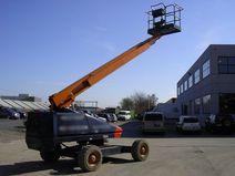 Nacelle télescopique 17.40m diesel 4x4 Snorkel TB50