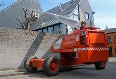 Nacelle télescopique 27.90m diesel 4x4 Snorkel TB85J