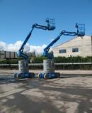 Nacelle télescopique articulée 11.15m electrique Génie Industries Z30