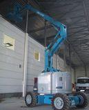 Nacelle télescopique articulée 12.50m électrique Génie Industries Z34/22DC
