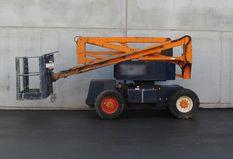 Nacelle télescopique articulée Diesel 4X4 14,4m Snorkel UNO41
