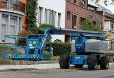 Nacelle articulée diesel 26m