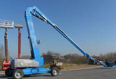 Nacelle télescopique articulée Diesel 4X4 43,15m Genie Industries ZX135