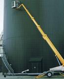Nacelle sur remorque - télescopique 29m Ommelift 2900 EBDZ