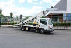 Nacelle sur camion - télescopique 20,2m GSR E200