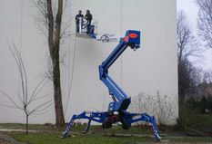 Nacelle araignée sur chenilles 22m Bluelift C22/11