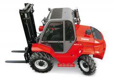 Chariot élévateur 4x4 3T Diesel