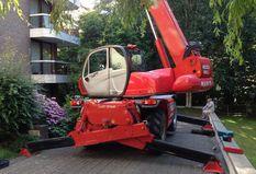 Chariot télescopique rotatif 20,6m Manitou MRT2150
