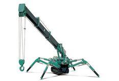 Mini grue araignée 5,50m Maeda MC174 CRM