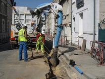 Camion excavateur aspirateur MTS DINO4