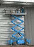 Nacelle ciseaux 18m diesel