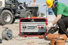 Groupe électrogène essence 220V 6000W