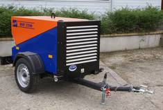 Compresseur Diesel 3200L/min nu