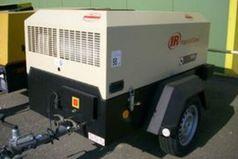Compresseur diesel 8400L - 80 CV