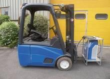 Chariot industriel 1T4/1T6 électrique