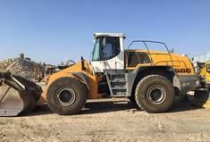 Chargeuse sur pneus 4500L L566 Liebherr