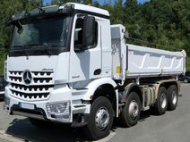 Camion benne 44T Semi