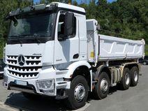 Camion benne 44 T Semi