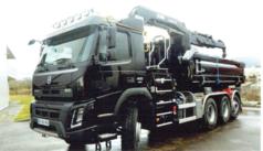 Camion Grue Bibenne + AMP 8 x 4