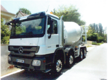 Camion Toupie 8 x 4