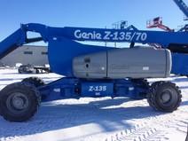 Nacelle articulée diesel 43m