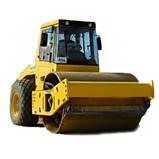 Compacteur mono-cylindre 2,4m 19,8T V5