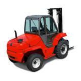 Chariot élévateur diesel semi-industriel 3,5T