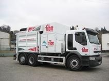 Camion excavateur aspirateur avec chauffeur Rhône Alpes