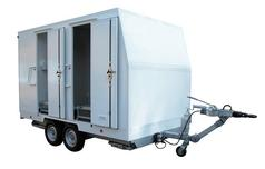 Base Vie mobile - 4 personne - Avec WC