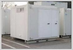 Location Bungalow monobloc - 1 sanitaire