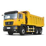 Camion benne 44T Semi 3 essieux