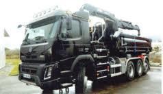 Camion bras de grue benne 20T 8x4 ampliroll