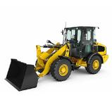 Chargeuse sur pneus avec chauffeur 5400L