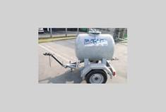 Citerne à eau tractable 1000L