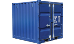 Container 10m3 - 8pieds