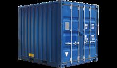 Container 16m3 - 10pieds