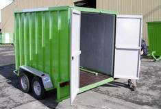 Location Conteneur mobile CU 1300/2500kg