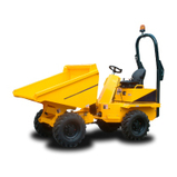 Location Dumper frontal sur pneus 3,5T