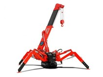 Mini grue araignée URW 094 5,6m 1T