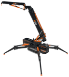 Mini grue araignée BG Lift M250 10,4m 2,5T