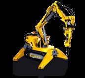 Robot de démolition Brokk 90 - 0.9T