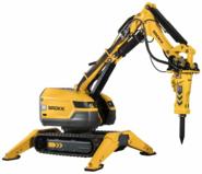 Robot de démolition Brokk 330 - 4.5T
