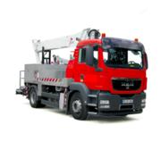 Camion nacelle PL 53m