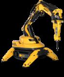 Robot de démolition Brokk 110 - 1T