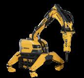 Robot de démolition Brokk 200 - 2.1T