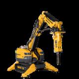 Robot de démolition Brokk 70 - 560kg