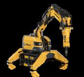 Robot de démolition Brokk 170 - 1.6T