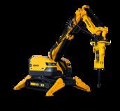 Robot de démolition Brokk 500 - 5.2T