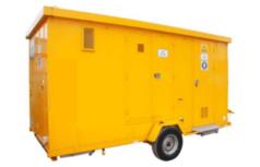 Unité Mobile de Décontamination (UMD)